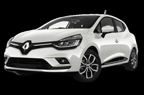 biele Clio, Renault, požičovňa áut a vozidiel