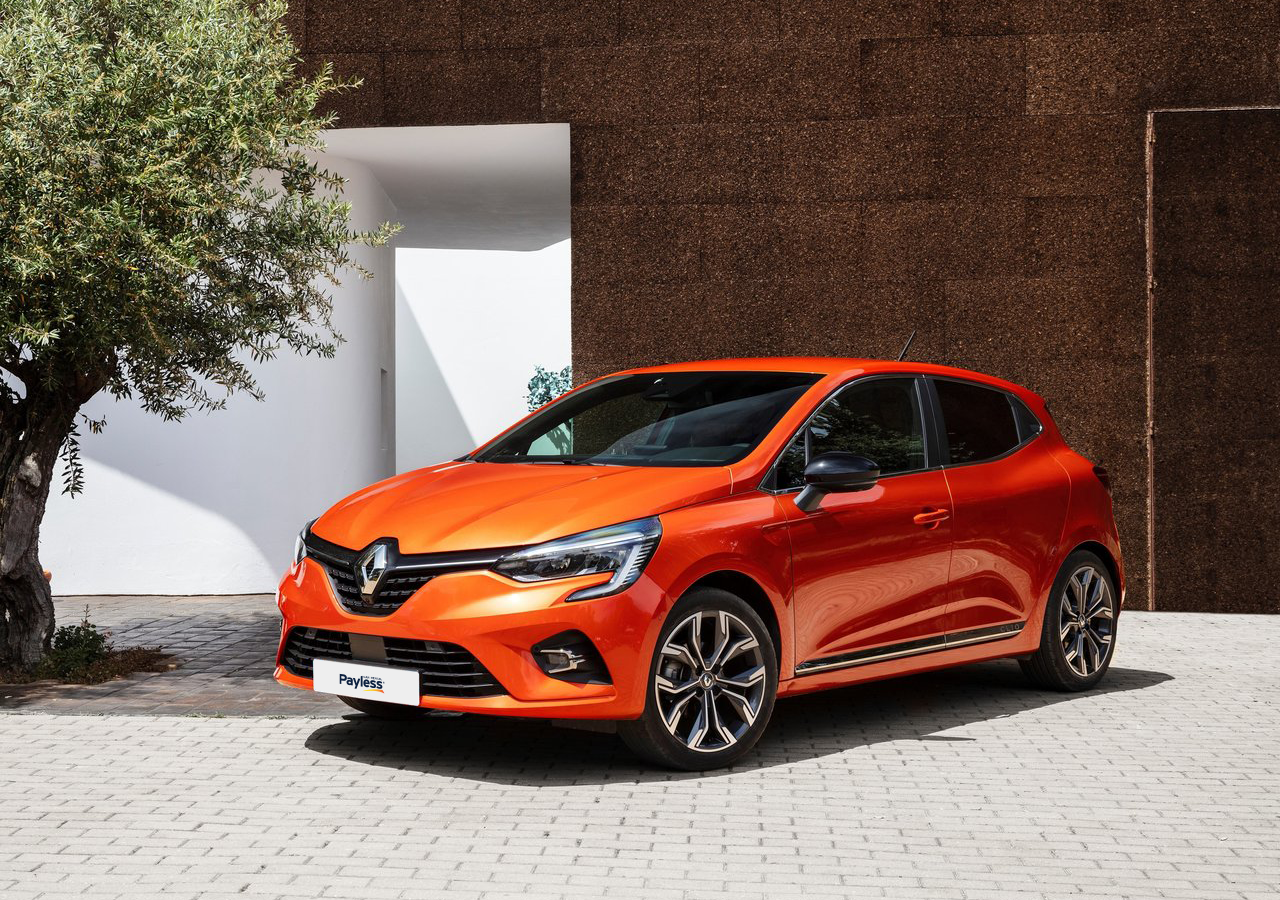Reanult CLIO 2020 v Payless Car Rental