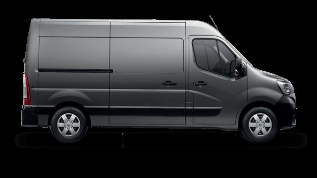 Renault Master, čierny master, úžitkové vozidlo